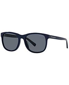 Men's Sunglasses, HC8283U 55