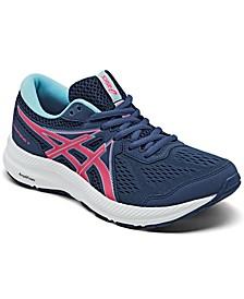 Women's GEL-Contend 7 Walking Sneakers from Finish Line