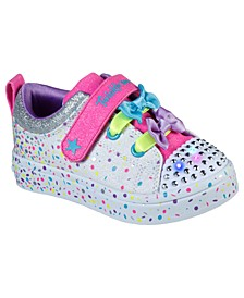Toddler Girls Twinkle Toes - Twi-Lites Casual Sneakers from Finish Line