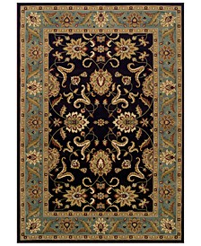 CLOSEOUT! St. Charles STC524 Chocolate Area Rugs
