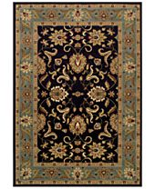 CLOSEOUT! Dalyn St. Charles STC524 Chocolate Area Rugs
