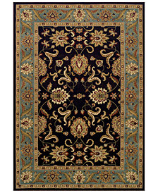 "CLOSEOUT! Dalyn St. Charles STC524 Chocolate 9'6"" x 13'2"" Area Rug"