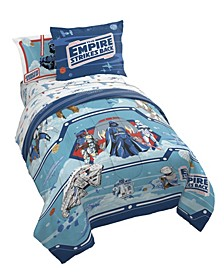 Empire 40th Anniversary Full Bed Set, 7 Pieces