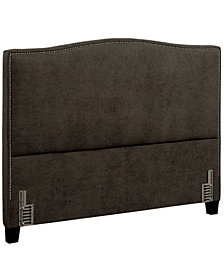 Cory Queen Upholstered Headboard