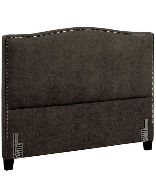 Furniture Cory California King Upholstered Headboard