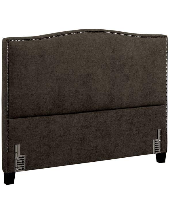Furniture Cory Queen Upholstered Headboard