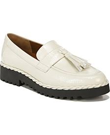 Carolynn Lugged Bottom Loafers