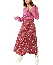 Sammy Button-Down Skirt