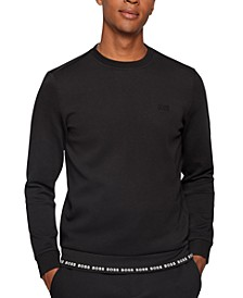 BOSS Men's Slim-Fit Sweatshirt