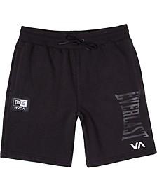 Men's Elastic Waist Walk Shorts