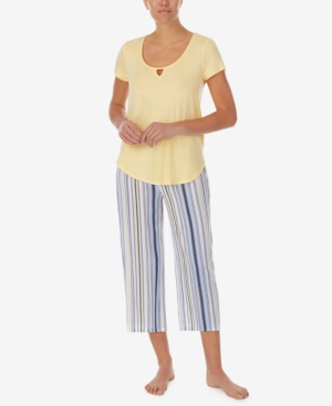 Women's Short Sleeve Lounge Set