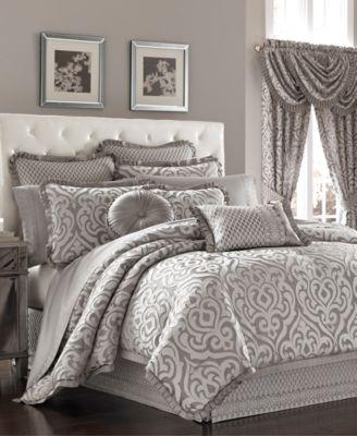 Babylon Queen 4-Pc. Comforter Set