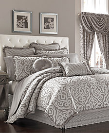 J Queen New York Babylon Queen 4-Pc. Comforter Set