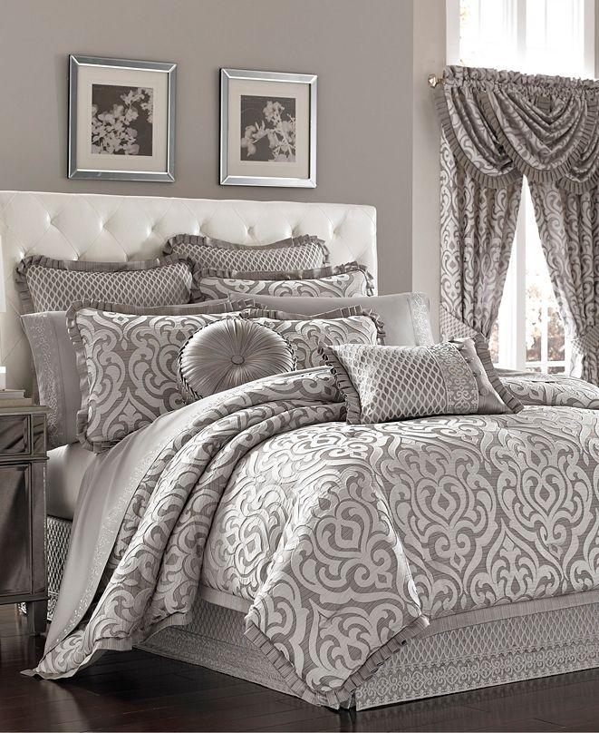 J Queen New York Babylon Queen 4-Pc. Comforter Set
