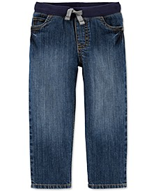 Big Boys Everyday Pull-On Denim Jeans