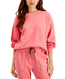 Volume Sleeve Sweatshirt, Created for Macy's
