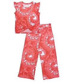 Big Girls 2 Piece Pant Set