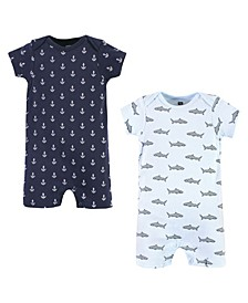Boys and Girls Rompers, 2 Piece Set