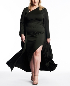 Plus Size Dylan Duster