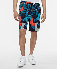 Men's All Over Printed Shorts