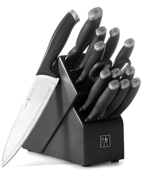 J.A. Henckels J.A Henckels International Silvercap 14 Piece Cutlery Set