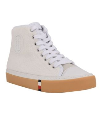 Women's Evee High Top Lace Up Sneakers