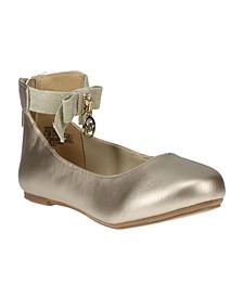 Little Girls Kenyah Kay Ballet Dress Shoe