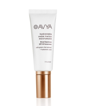 Hydroveda Sheer Tinted Moisturizer with Spf 40
