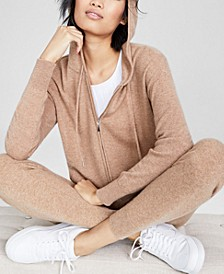 Zippered Hoodie & Jogger Pants, Created for Macy's