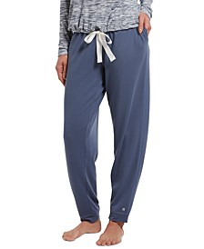 Plus Size Cuffed Lounge Pant