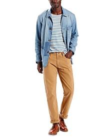 Men's 514 Straight Fit Soft Twill Pants
