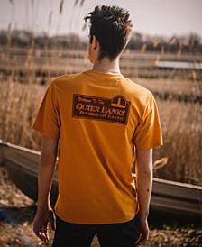 x Outer Banks Pope Compass Men's Short Sleeve T-shirt