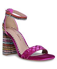 Women's Cicely Block Heel Sandals