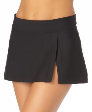 Slit Swim Skirt Women's Swimsuit