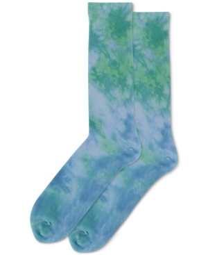 Men's Tie Dye Crew Socks