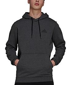 Men's Feel Cozy Essentials Fleece Pullover Hoodie