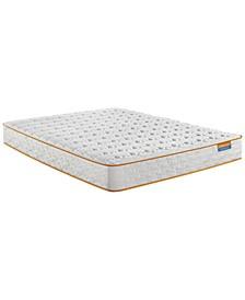 """Sleep Goalzzz 9.5"""" Medium Firm Mattress Set- Twin"""