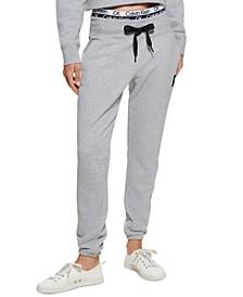 Women's Layered-Waistband Sweatpants