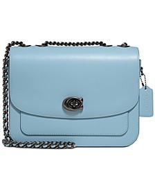 Madison Leather Shoulder Bag