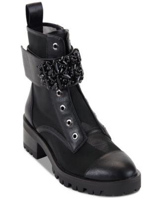 Women's Pippa Lug sole Booties