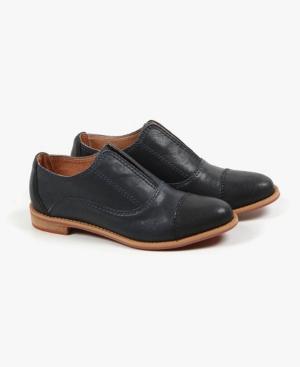 Women's Cap Cowman Flats Women's Shoes