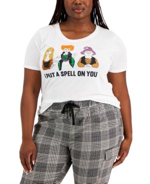 Trendy Plus Size Hocus Pocus T-Shirt