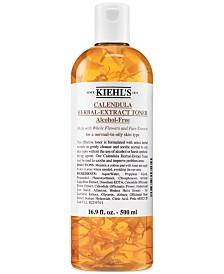 Calendula Herbal-Extract Alcohol-Free Toner, 16.9-oz.