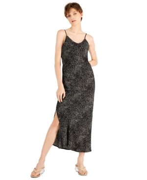 Zane Animal Print Dress