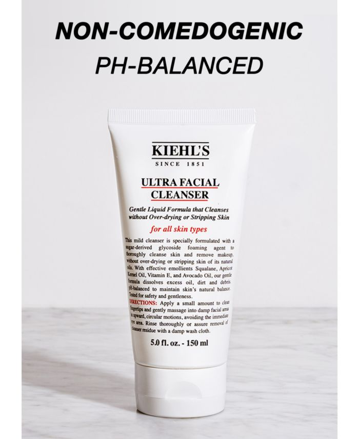 Kiehl's Since 1851 Ultra Facial Cleanser, 2.5-oz. & Reviews - Skin Care - Beauty - Macy's