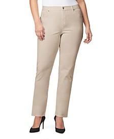 Plus Size Amanda Short Length Jeans
