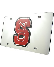 Stockdale North Carolina State Wolfpack License Plate