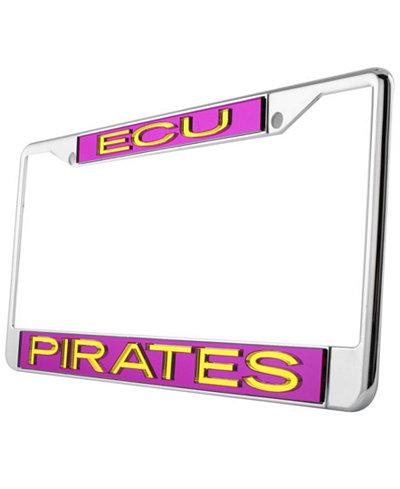 Stockdale East Carolina Pirates Laser License Plate Frame