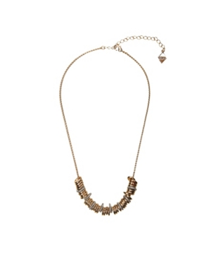 Two-Tone Rope Chain with Two-Tone Ccbs Necklace