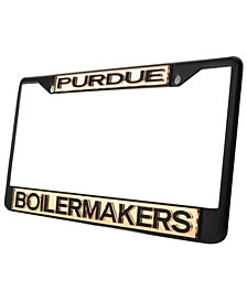 Stockdale Purdue Boilermakers Laser License Plate Frame
